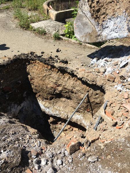 Campionamento terreni, terre e rocce da scavo 4