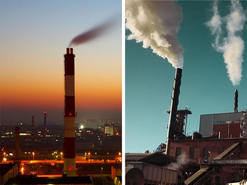 Monitoraggio emissioni in atmosfera e Aerodispersi in Ambiente di Lavoro